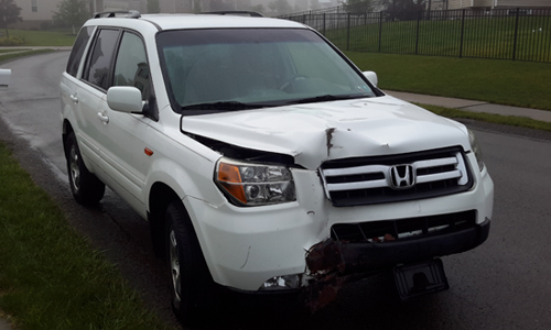 Sell damaged cars we buy damaged cars carbuyerusa for Honda pilot prices paid